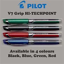 PILOT HI-TECH PUNTO v7grip Japonés Tecnología 0.7mmneedle Extremo en punta suave