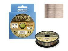 Stroft ABR/25m/0,10mm - 0,22mm/Monofilamento Line/monofili LENZA