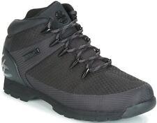 Timberland Euro Sprint Hiker Black WP Mens Boots
