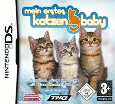 Nintendo DS Mein erstes Katzenbaby (Nintendo DS, 2007)