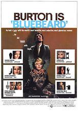Bluebeard - 1972 - Movie Poster
