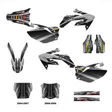 CRF 250 250R graphics Honda 2004 2005 2006 2007 2008 2009 deco kit NO3333 Metal