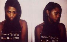 LIL KIM MUG SHOT GLOSSY POSTER PICTURE PHOTO mugshot queen bee rap bad boy 879