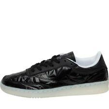 539b567842d Reebok Classics Womens Club C 85 Textural Trainers - Black White - BD4889