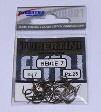 Ami Tubertini Serie 7 - 25 pezzi - Tubertini hooks series 7