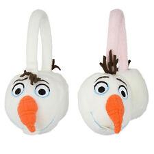 Regina del ghiaccio Olaf di Pupazzo di neve Paraorecchie Scalda orecchie