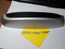 1987 HONDA GL1200 GRILLE FRONT PLEIADES SILVER METALLIC OEM P/N 64205-MG9-770ZY