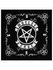 Motley Crue Bandana Pentagram