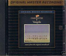 Vangelis Chariots of Fire OST MFSL Gold UDCD 622 U II