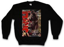 Godzilla II sweat-shirt-tokyo monstre Japon pacific Kaiju rim sweat pull