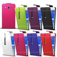 Pour HTC Desire Téléphone Modèles-Flip en Cuir Case Cover Étui Avec Stylet