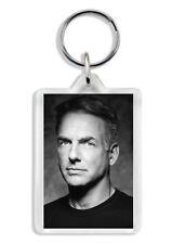Mark Harmon (NCIS) Keyring / Bag Tag *Great Gift*