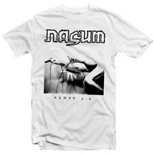 NASUM Human 2.0 T-Shirt NEW! Relapse Records TS4342