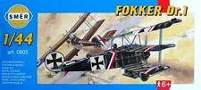 FOKKER Dr I (PAUL BAUMER - LUFTWAFFE MARKINGS) 1/48 SMER