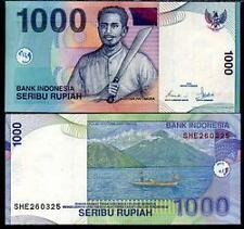 Indonesie INDONESIA Billet 1000 RUPIAH 2000  NEUF UNC