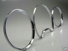 MERCEDES W202 C anelli cromo strumenti 3 pezzi