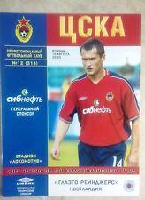 EUROCUPS match programmes 2004/2005 2005/2006 updated  APRIL 2018