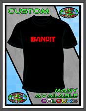 Borderlands Bandit XBOX Playstation T Shirt I Black 1 2 3 Top T-shirt Custom