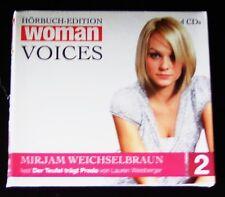 Woman Voices Edition 2: Der Teufel trägt Prada CD SCHNELLER VERSAN NEU & OVP
