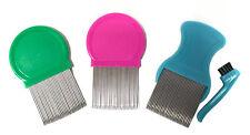 Head Lice Headlice Comb Flea Eggs Remover Long Teeth Pet Dog Cat UK FAST POST