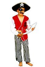 Kinder Pirat Piratenkostüm Halloween Kostüm Karnevalskostüm Halloweenkostüm neu