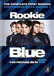 Rookie Blue S1  DVD NEW