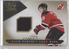 2010-11 Panini Luxury Suite Gold #42 Zach Parise New Jersey Devils Hockey Card