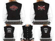 Damen College Jacke - Baseball Jacke - Football Jacke - Basketball Jacke Damen