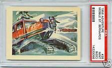 1956 Adventure Mobile St. Bernards #28 Psa 9 (Oc)