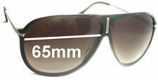 SFx Replacement Sunglass Lenses fits Versace MOD 4165 - 65mm Wide