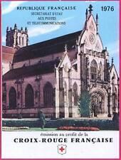 FRANCE CARNET CROIX ROUGE 1976  NEUF xx TTB