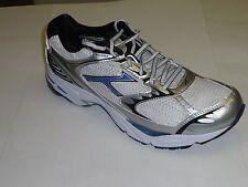 Etonic Men's DRP Epic White Silver Black Professional Running Sneakers Sz 8-10.5