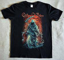 "Children of Bodom official T-shirt ""Grim reaper"" black  NEW (S,M,L,XL)"