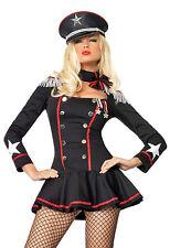 Marine Corps Major Mayhem Costume, Leg Avenue 83672, Adult Women's, Size L Large