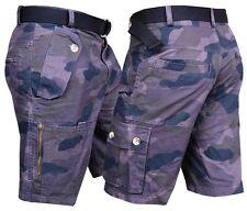 BooM Pro Cargo Combat Men Short 100% Cotton Summer Cloth Casual Wear 7 Pocket