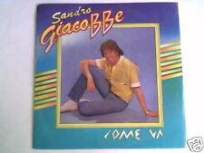 """SANDRO GIACOBBE Come va 7"""""""