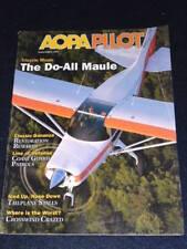 AOPA PILOT - TRICYCLE MAULE - Nov 2003