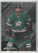2015-16 UD Black #10 Tyler Seguin Dallas Stars Hockey Card