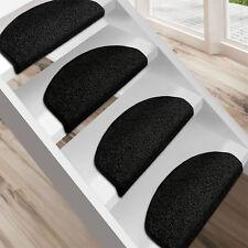 BARCELONA Stufenmatten Treppenmatten Stufenmatte | in Schwarz | Made in GERMANY