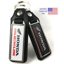 Honda Ruckus Key Fobs Key Ring Keychain (2-Pack)