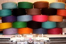 100% lana virgen soga máquina Garn contiene 20% angora (ziegewolle) talla pr40 €/kg
