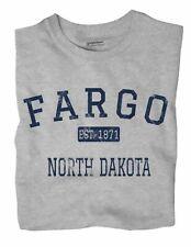 Fargo North Dakota Nd T-Shirt Est