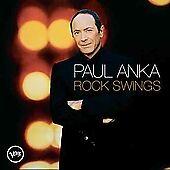 Anka, Paul : Rock Swings CD