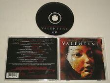 VALENTINE/SOUNDTRACK/VARIOUS ARTISTS(WARNER SUNSET WMI 1588/ 9 47943-3) CD ALBUM