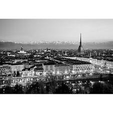 Quadro Stampa su Pannello in Legno MDF Torino