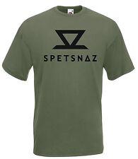 T-shirt Maglietta J1842 Stemma Spetsnaz a Bassa Visibilità Forze Speciali