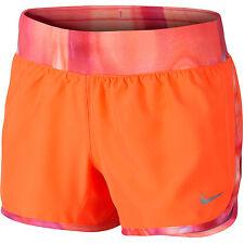 NWT Nike Girl's Dri-Fit Tempo Rival GFX Running Shorts Size M L 641666