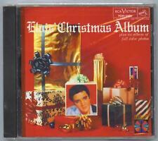 ELVIS PRESLEY - CHRISTMAS ALBUM - MINT CD - 1957