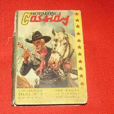 Petit Format BD 1954  IMPERIA Hopalong Cassidy  Album 9
