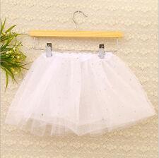 Star Girls Kids Tutu Party Ballet Dance Wear Dress Skirt Pettiskirt Costume part